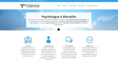 Psychologue à Marseille - Eric Kalamouka